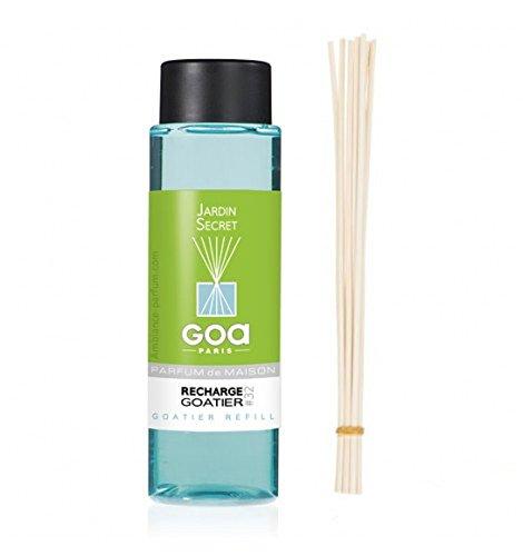 Goa Clem - Jardin Secret Recharge pour diffuseur