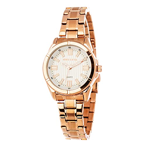 Reloj DEVOTA & LOMBA DL005W-03SILVER Plata Mujer