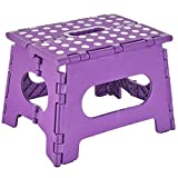 Simplized Small Folding Step Stool - Step stools for Kids and Adults - 9