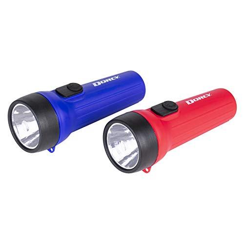 Dorcy 41-4331 425 Lumen Aluminium Barrel Lampe de Poche