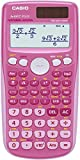 Calculadora Casio FX-85GT Plus, rosa