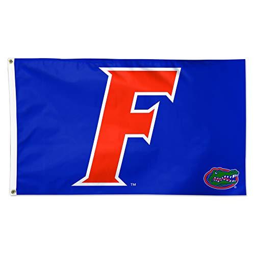 WinCraft University of Florida Gators UF F Pell Blue NCAA Football 3 x 5 Foot Flag