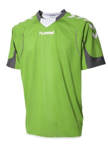 Hummel Kinder Trikot Team Spirit Poly Jersey, jasmine green, 140 - 152 ( 12 ), 03-466-6286_6286