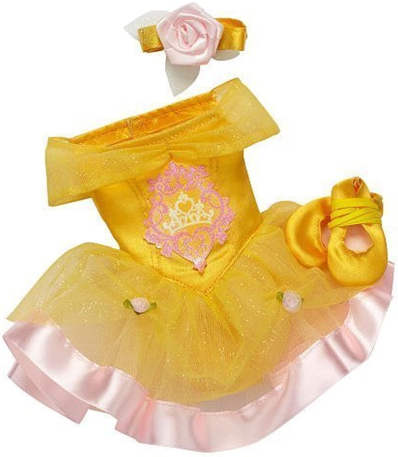 Disney Princess & Me Ballet Doll Outfit and Toe schuhe - Belle by Disney