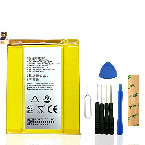 zte imperial phone battery - 3