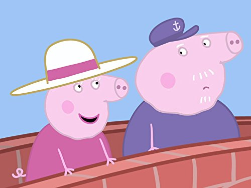 School Camp / Captain Daddy Pig