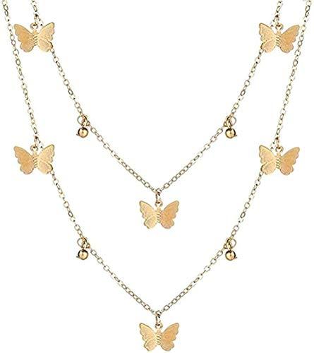 ZJJLWL Co.,ltd Collar Vintage Retrato Perla Collares Pendientes para Mujer Bohemia Perla Collar Largo Joyas