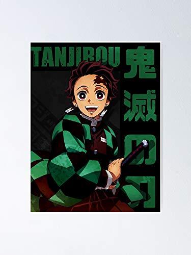 Kamado Tanjirou - Póster de Kimetsu No Yaiba