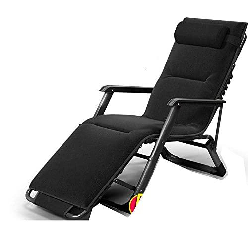 WGFGXQ Zero Gravity Folding Recliner,Reclining Garden Sun Lounger Reclining Chair, Portable Textilene Adjustable Zero Gravity Recliner, Beach Patio Garden Camping Zero Gravity Chairs-6