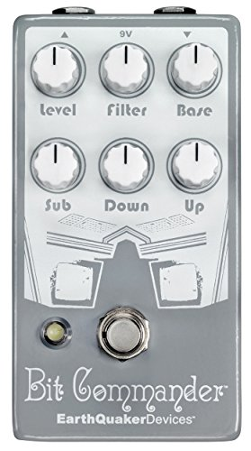 EarthQuaker Devices Bit Commander V2 Analog Octave...