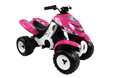 Smoby Quad XPower - Quad, Color Rosa (33049)