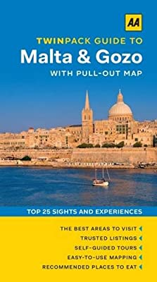 AA Twinpack Guide to Malta & Gozo (Travel Guide) (AA Twinpack Guides)