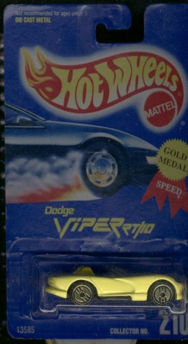 Hot Wheels Gelb Dodge Viper RT/10# 210Gold Medal Gold Ultra Hots Maßstab 1: 64