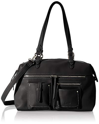 Gabor Damen Leonie Bowling bag, black, M