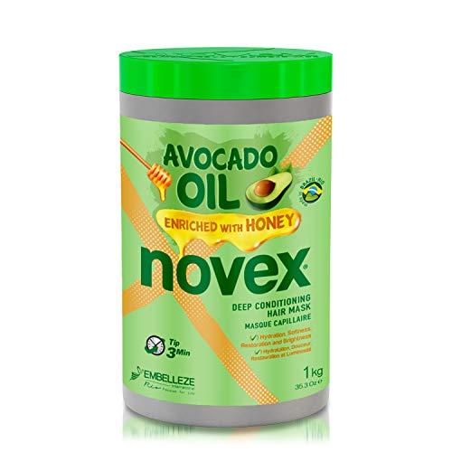 Mascarilla Capilar Novex Aceite de Aguacate 1kg
