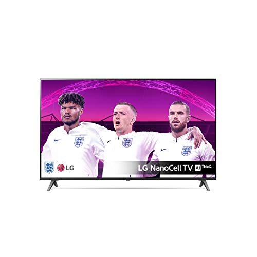 LG 65SM8050PLC 65 Inch UHD 4K HDR Smart NanoCell LED TV with Freeview Play - Dark Meteor Titan Colour (2020 Model) with Alexa built-in and Magic Remote included [Energy Class A+]