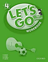 Let's Go: Fourth Edition Level 4 Workbook (Let's Go (Oxford))