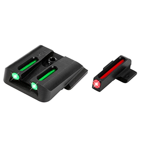 Fiber Optic Handgun Sight Set - S&W M&P