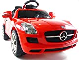 Toyshine Mercedes AMG Battery Powered Ride-On Toy Remote Control Modes Vehicle with Headlights