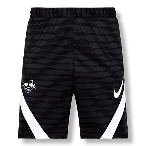 RB Leipzig Nike Training Shorts 21/22 - Pantalones cortos para hombre, Negro , M