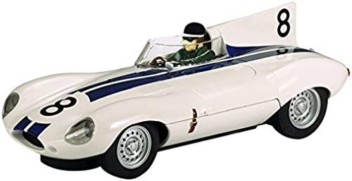 Superslot Auto Jaguar d-type briggs-cunningham Nr. 9 ornby S3308)