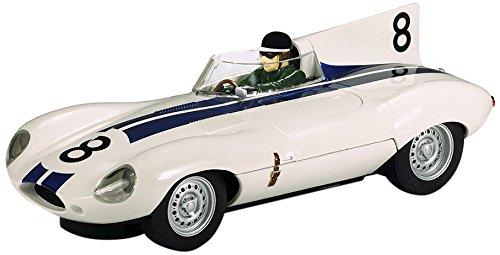 Super Slot - Coche Jaguar D-Type Briggs-Cunningham Nº 9