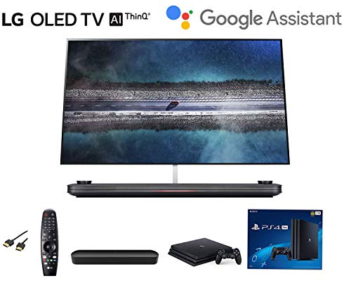 Learn More About LG OLED65W9PUA Signature OLED TV W9-4K HDR Smart TV w/AI ThinQ Bundle w/Sonos Beam ...