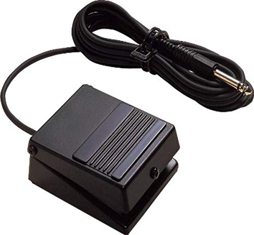 """Roland DP-2 Damper Pedal, Momentary Footswitch for """"Non-Latch"""" Operations"""