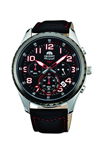 Reloj Orient Cuarzo Hombre FKV01003B0 Deportivo SP