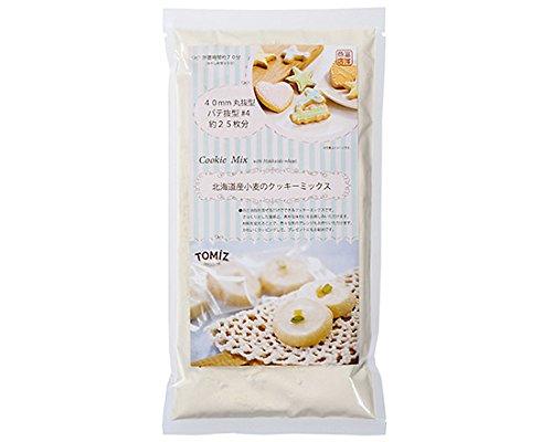 富澤商店『北海道産小麦のクッキーミックス』