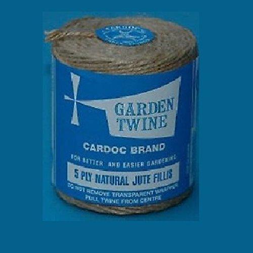 Cardoc Tarred Waterproofed 3PLY Twine//Jute 200GM