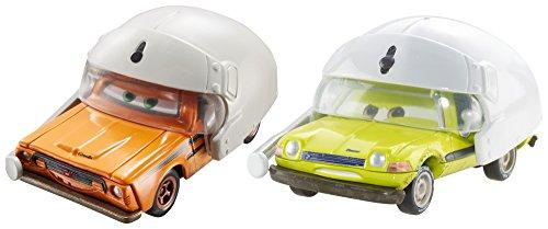 Disney/Pixar Cars Grem with Helmet and Acer with Helmet Vehicle 2-pack
