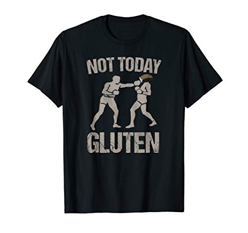 Gluten Free Gifts Wheat Barley Rye Celiac Disease Awareness T-Shirt