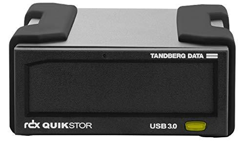 Overland Tandberg Data RDX QuikStor Externe Festplatte 2TB mit USB3+