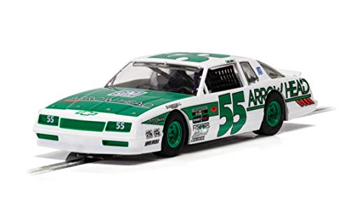 Scalextric Chevrolet Monte Carlo 'Arrow Head' #55 1:32 Slot Race Car C4079