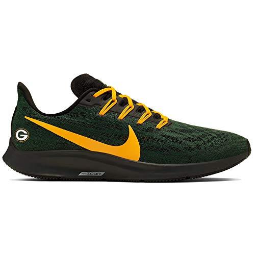 Nike Green Bay Packers Air Zoom Pegasus 36 - Zapatillas de running para hombre
