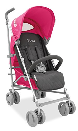 Asalvo Tribeca - Silla, diseño rosa, color gris