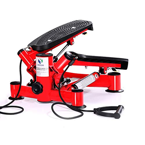 Find Bargain Home Mute Stepper Body Shaping Stepper Pedal Machine Fitness Equipment