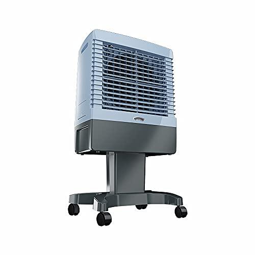 Aire acondicionado portátil frío de 85/125 W, aires acondicionados fríos de 8 a 10 ° C de 3 velocidades, ventiladores de refrigeración llenos de agua de 18/30 L, CE/FCC