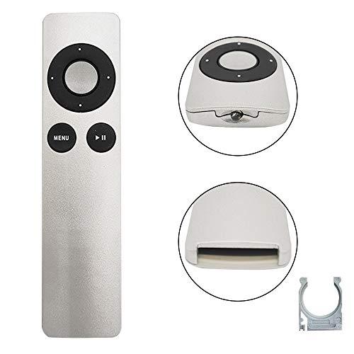 Replacement Remote Control for APL TV MC377LL/A 1 2 3 TV2 TV3 A1156 A1427 A1469 A1378 A1294 M iMac MacBook iPod iPhone - Apple TV MC377LL/A Remote