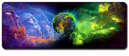 Mauspad,World of Warcraft WOW Mauspad,Professionelle Gaming mouse pad, Computer - Tisch – Pad, Schreibtisch – Pad, Die Dicken Gummi - anti - rutsch