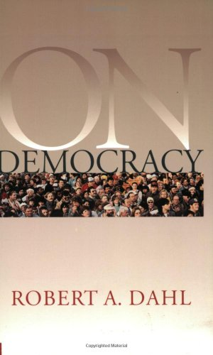 On Democracy (Yale Nota Bene)の詳細を見る