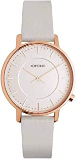 Komono Women's W4105 Watch White