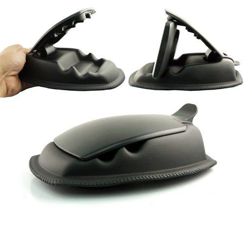 Chargercity Hippo Series Universal GPS NonSkip Dashboard Friction Mount w/Build in Holder for Tomtom GO Via Start XXL XL 40 50 51 52 60 61 62 500 4et04 4et05 4en42 4en52 GPSFit All 4.3 5 6' GPS