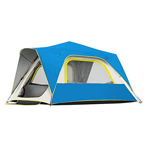 JooGoo Outdoor 2 Person Tent Ultra Light Camping Automatische Dubbellaagse Anti-storm Verdikking Tent