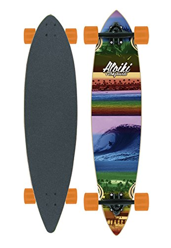 Aloiki Ocean Komplett Longboard 40