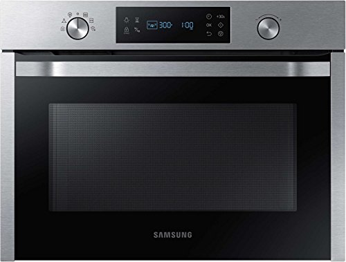 Micro ondes Encastrable Samsung NQ50K3130BS - Micro-Ondes Intégrable Inox - 50 litres - 900 W
