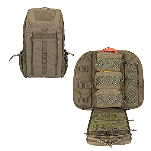 EXCELLENT ELITE SPANKER Medizinischer Rucksack Taktischer Rucksack Outdoor Rucksack Camping Survival Erste Hilfe Rucksack, Unisex-Erwachsene, Ranger Green, Einheitsgröße