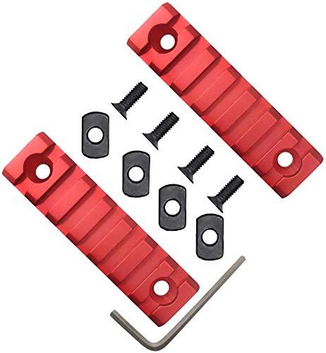 GOTICAL 7 Slots M-LOK Rail Section for M Lok Handguard