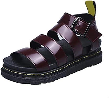 Women's Roman Sandals Open Cheap SALE Start Toe Beach Shoes Comfy Sports Free shipping / New